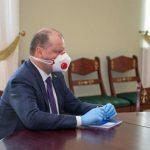 Премьер Литвы: обязательное ношение масок может обсуждаться при ухудшении ситуации