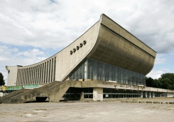 Мэрия Вильнюса подпишет договор о благоустройстве территории Дворца спорта