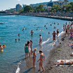 Крым принял первый миллион туристов в этом году