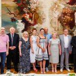 На Кипре медали «За любовь и верность» вручены шести супружеским парам