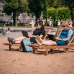 Мэра Вильнюса заподозрили в использовании пляжа в предвыборной борьбе