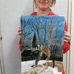 В нюрнбергском Русском центре возобновили работу художественные мастер-классы для детей