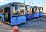 Бесплатные автобусы запустят на время закрытия четырех станций метро