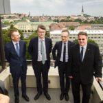 Глава МИД Германии рассказал в Таллинне о важности единства ЕС