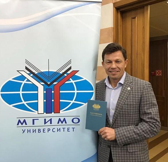 Губерниев об избрании Майгурова главой Союза биатлонистов России: «Теперь мы вдвое больше сена запасем»