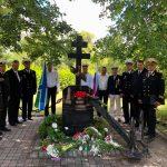 Альбом с информацией о захоронениях советских воинов представили в Латвии