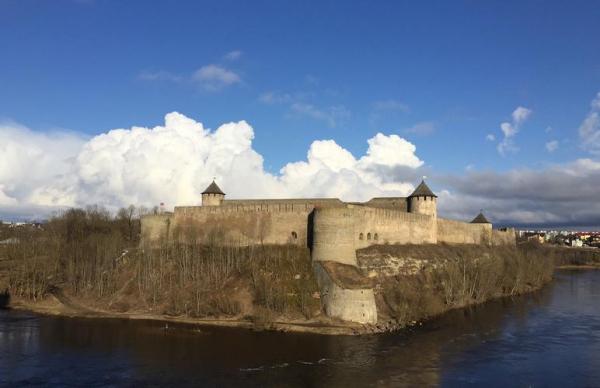 Швед незаконно пересек российско-эстонскую границу