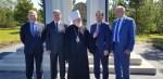 На месте захоронения красноармейцев в эстонском Маарду открылась православная часовня