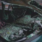 ДТП на шоссе Таллинн-Тарту: машина вылетела в кювет