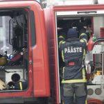 Взрыв на производстве в Йыэляхтме: мужчина получил ожоги