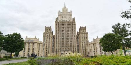 В МИД РФ негативно оценивают деятельность организации организации «Белые каски»