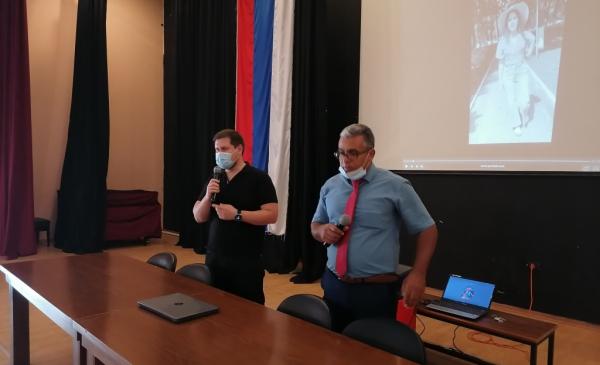 Жители Палестины начнут изучать русский язык в рамках программы «Знакомство с Россией»