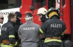 При пожаре в поселке Аравете в Ярвамаа погиб человек