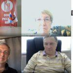 Фонд «Русский мир» провел онлайн-встречу с представителями прибалтийских Русских центров