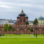 Масштабный культурно-туристический кластер сформировали к 500-летию Тульского кремля