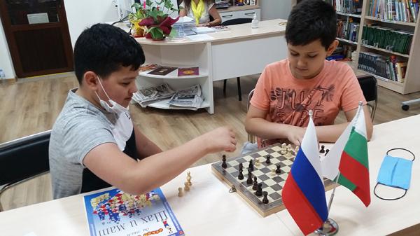 В Стара-Загоре отметили Международный день шахмат