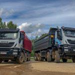 Iveco представил в России два новых грузовика