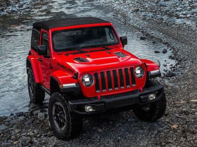 Jeep Wrangler готовится к обновлению и конкуренции с новым внедорожником Ford