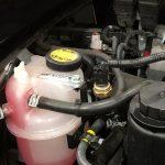 Как избежать перегрева двигателя машины, если вытекает антифриз