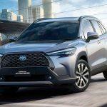 Кроссовер Toyota Corolla Cross представлен официально