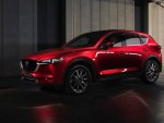 Mazda CX-5 получит новое название, другой кузов и зданий привод