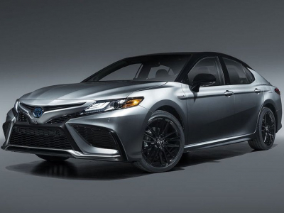 Представлена обновленная Toyota Camry