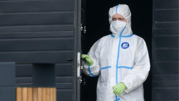 В Москве скончались 34 пациента с коронавирусом