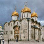 12 августа 1479 года в Московском Кремле был освящён Успенский собор