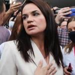 ВС Белоруссии отказался возбуждать дело по жалобе Тихановской о непризнании итогов выборов