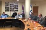 Посол РФ в Израиле встретился с российскими соотечественниками в округе Галилея