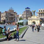 Большинство украинских граждан выступили за свободное использование русского языка