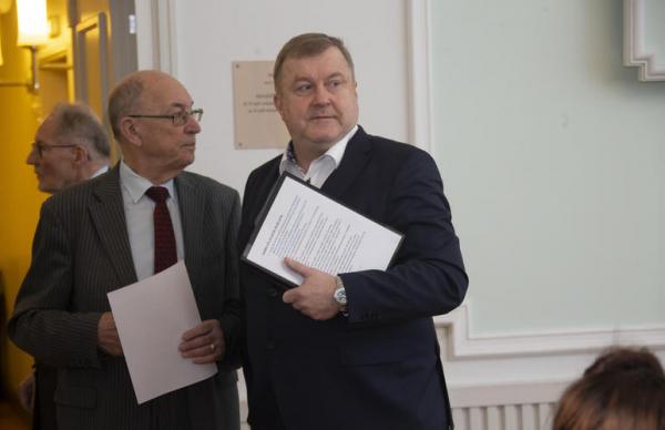 Айвар Мяэ покидает пост гендиректора оперы «Эстония»