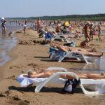 Латвийские синоптики рассказали, где сегодня можно купаться