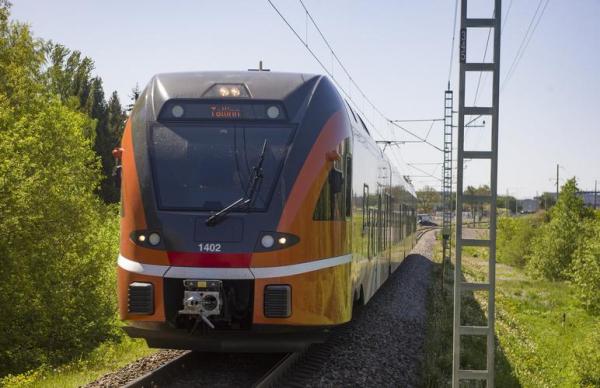 Ремонт железной дороги из Таллинна в Палдиски затянулся
