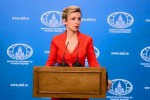 Мария Захарова: Брюссель искажает факты, пытаясь уравнять СССР и фашистскую Германию