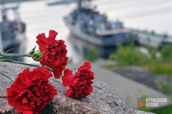 В России вспоминают подводников подлодки «Курск», погибших 20 лет назад