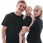 Гимнастка Яна Кудрявцева родила вторую дочь