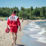 ЧП на столичном пляже Пикакари: утонул пожилой мужчина