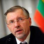 Г.Киркилас призывает обсудить высказывания лидеров ИАПЛ по Беларуси на Коалиционном совете