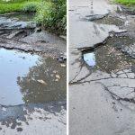 Доска жалоб: даже в глубокой деревне дороги не так плохи, как в Риге (+ФОТО)