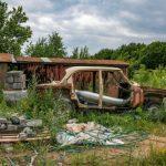 В Вильнюсе будут избавляться от металлических гаражей