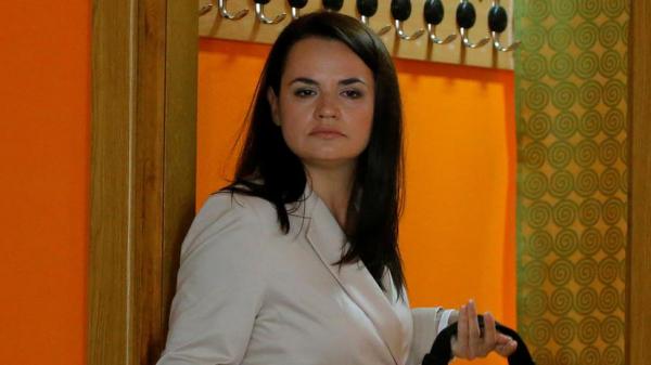 МИД Литвы: С. Тихановская чувствует себя хорошо, выскажется в скором времени