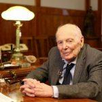 Ушёл из жизни глава Национальной академии наук Украины Борис Патон