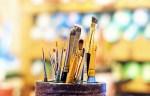 Фестиваль визуальных искусств проходит в детском центре «Орлёнок»