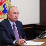 Путин поздравил Лукашенко с победой в выборах