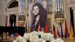Международный конкурс вокалистов имени Елены Образцовой проходит в Петербурге