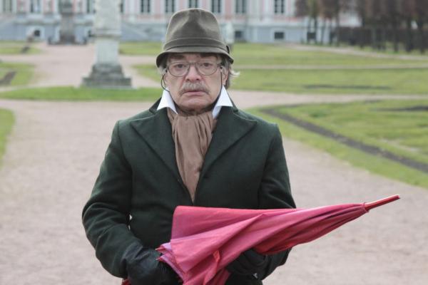 Артист, сценарист и художник Александр Адабашьян отмечает 75-летие