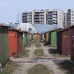 Самоуправление Вильнюса поможет владельцам металлических гаражей