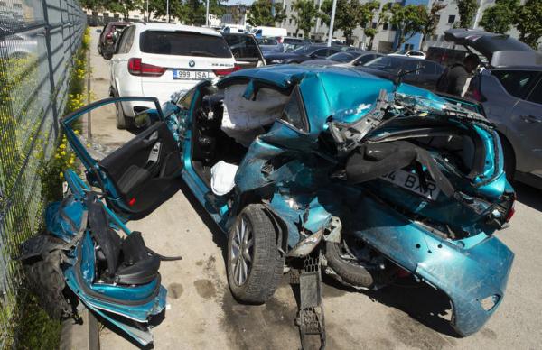 Экспертиза по ДТП: BMW ехал по Лаагна теэ на скорости 192 км/ч