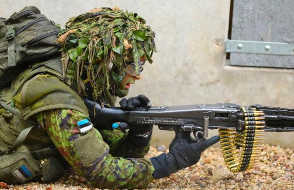 Эстония закупит для армии обмундирование и личное снаряжение